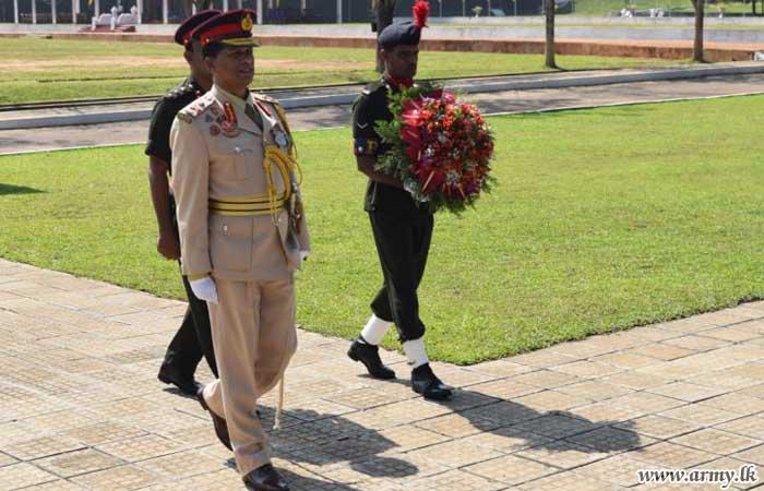 Promotion of Major General M. M Sumanasena (Retired) Hailed