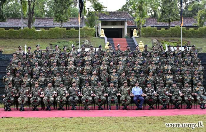 Formal Inauguration of 'Mithra Shakthi' Begins