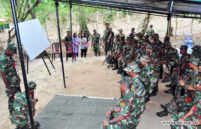 'Mitra Shakthi' Training Exercise in Full Swing