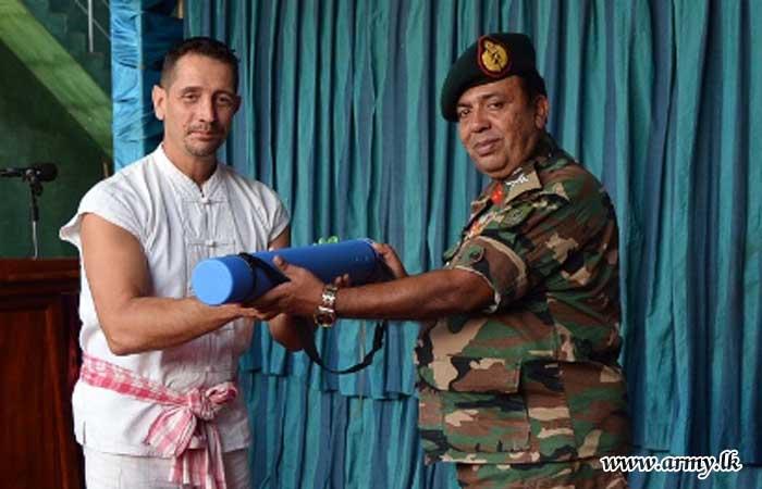 Army Athletes Undergo Muay Thai Martial Art Training