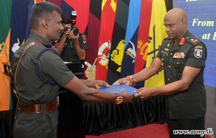 Commander Speaks High of RSMs' Roles