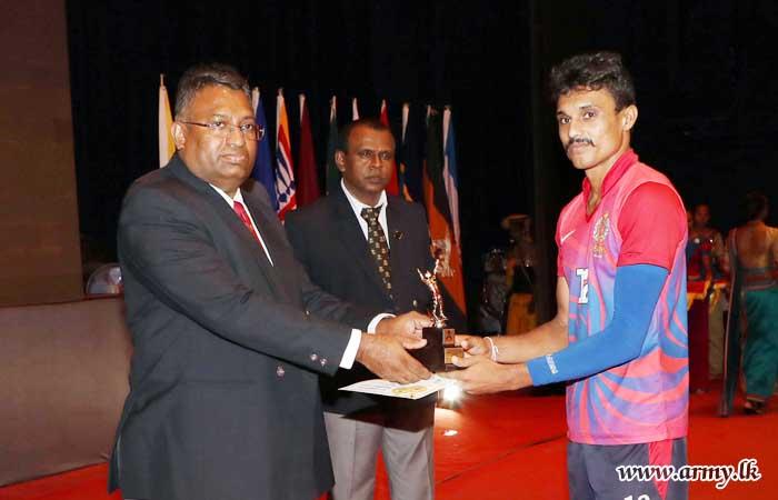 SLAVF Volleyball & Netball Championships Ends at Maharagama