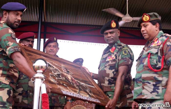 New 350 Commandos Receive Graduation in Thrilling Ceremony