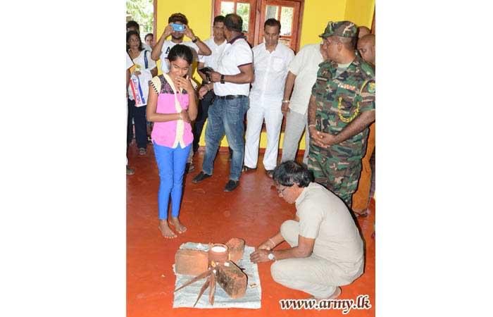 More Facilities Provided to Veherathenna & Bogaswewa Students & Residents