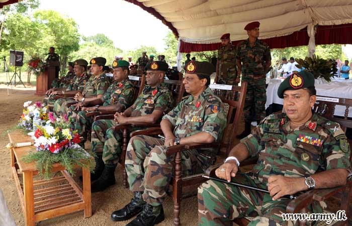 Commander Launches 'Ranaviru Haritha Arana' Tree Planting Drive to Support 'Wana Ropa'