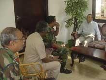 Dutch & Japanese delegates tour Jaffna