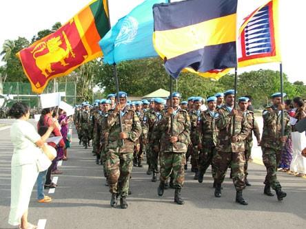 FIRST CONTINGENT OF GEMUNU WATCH FLIES TO HAITI
