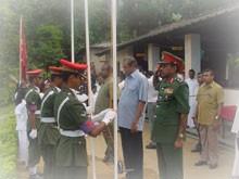 Gemunu Watch soldiers take the lead